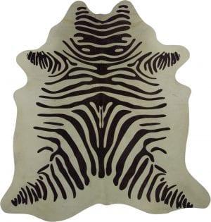 Zebra On Off White
